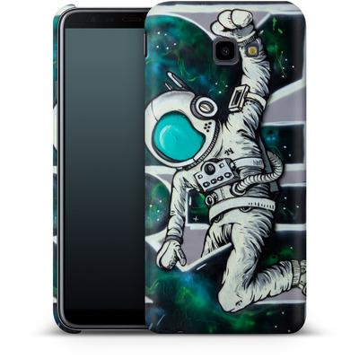Samsung Galaxy J4 Plus Smartphone Huelle - Astronaut von SKIRL