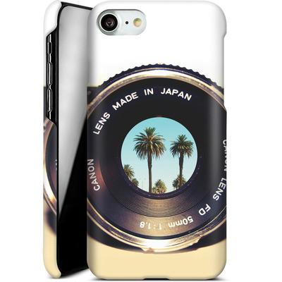 Apple iPhone 8 Smartphone Huelle - Focus On Palms von Bianca Green