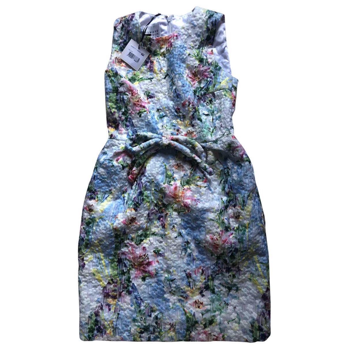 Edward Achour \N Kleid in  Bunt Polyester