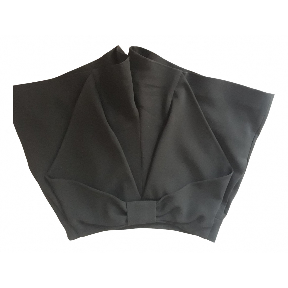 Claudie Pierlot \N Shorts in  Schwarz Polyester