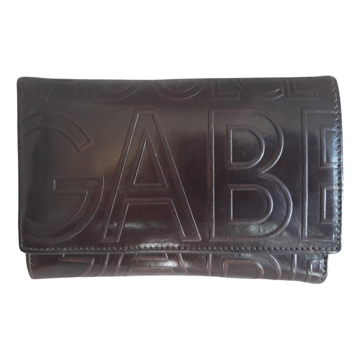 Billetero de Cuero Dolce & Gabbana