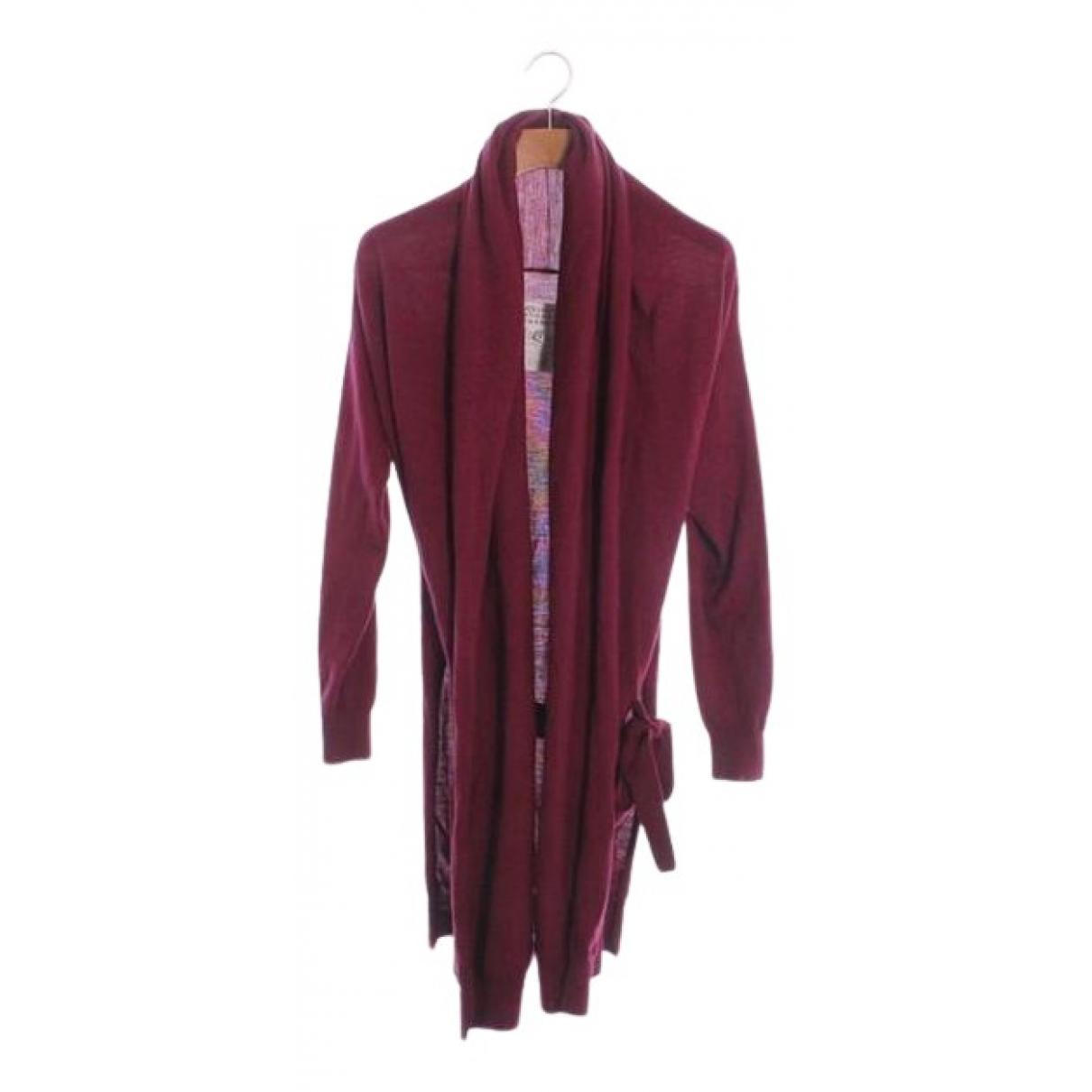 Maison Martin Margiela N Purple Wool Knitwear for Women S International
