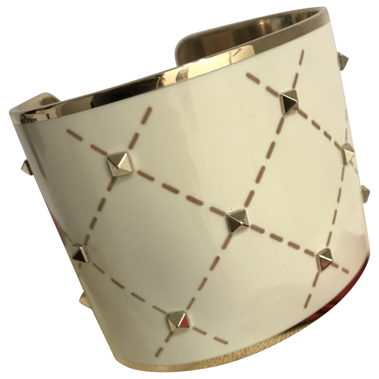 Valentino Garavani - Bracelet   pour femme en metal