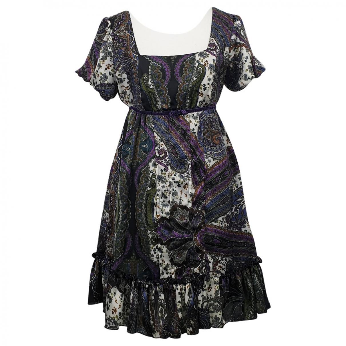 Mini vestido Imperial