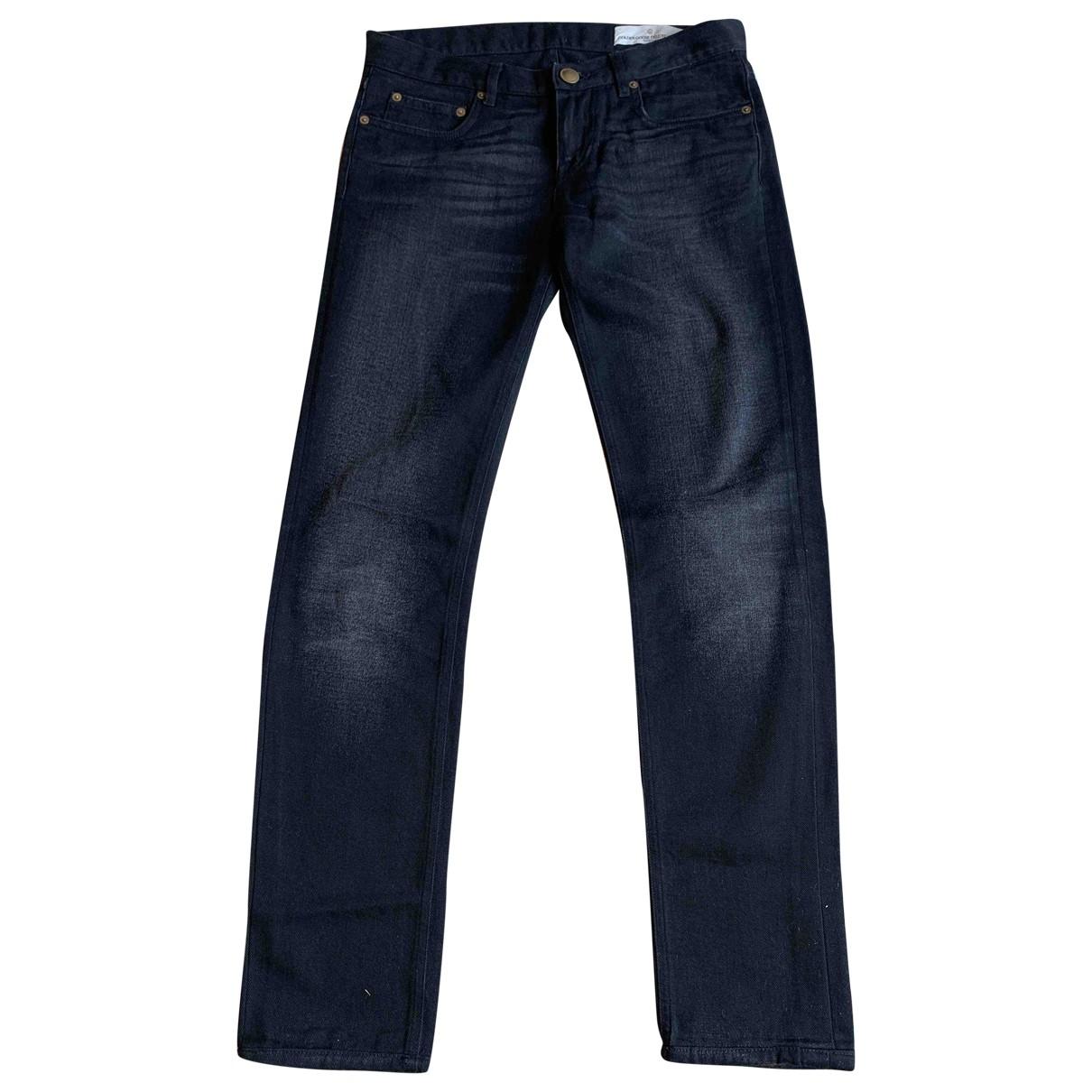 Golden Goose \N Black Cotton Jeans for Women 36 FR