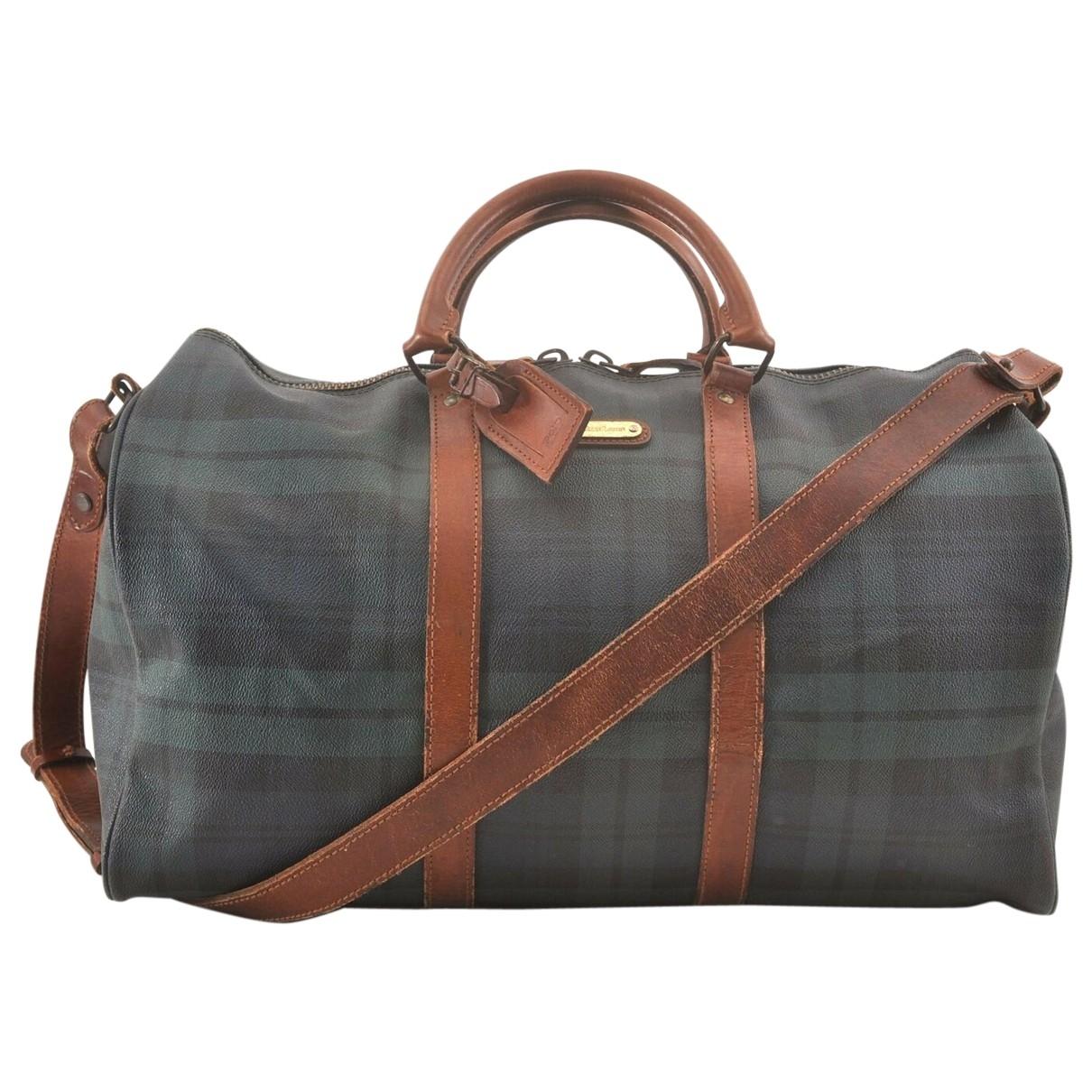 Polo Ralph Lauren \N Green Travel bag for Women \N