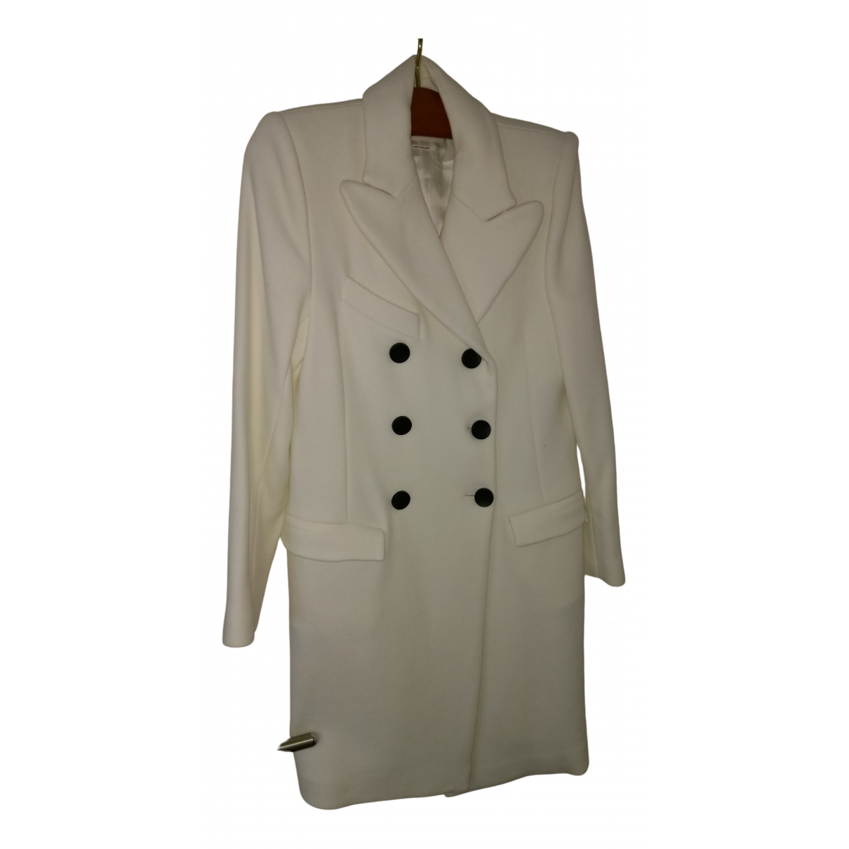 Isabel Marant Etoile \N White coat for Women 44 FR