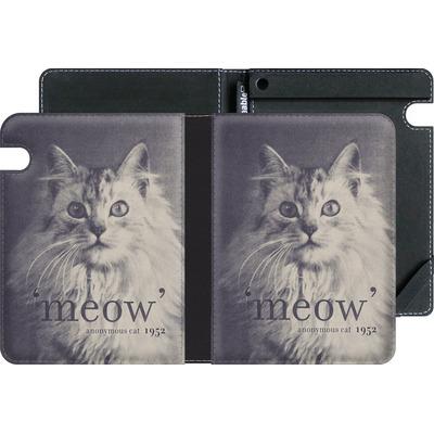 Amazon Kindle Voyage eBook Reader Huelle - Famous Quote Cat von Florent Bodart