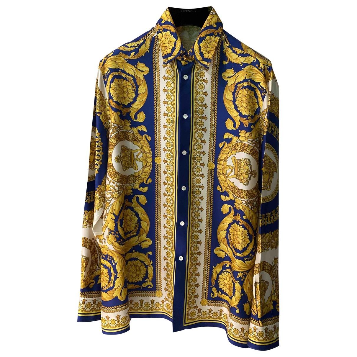 Camisas de Seda Versace