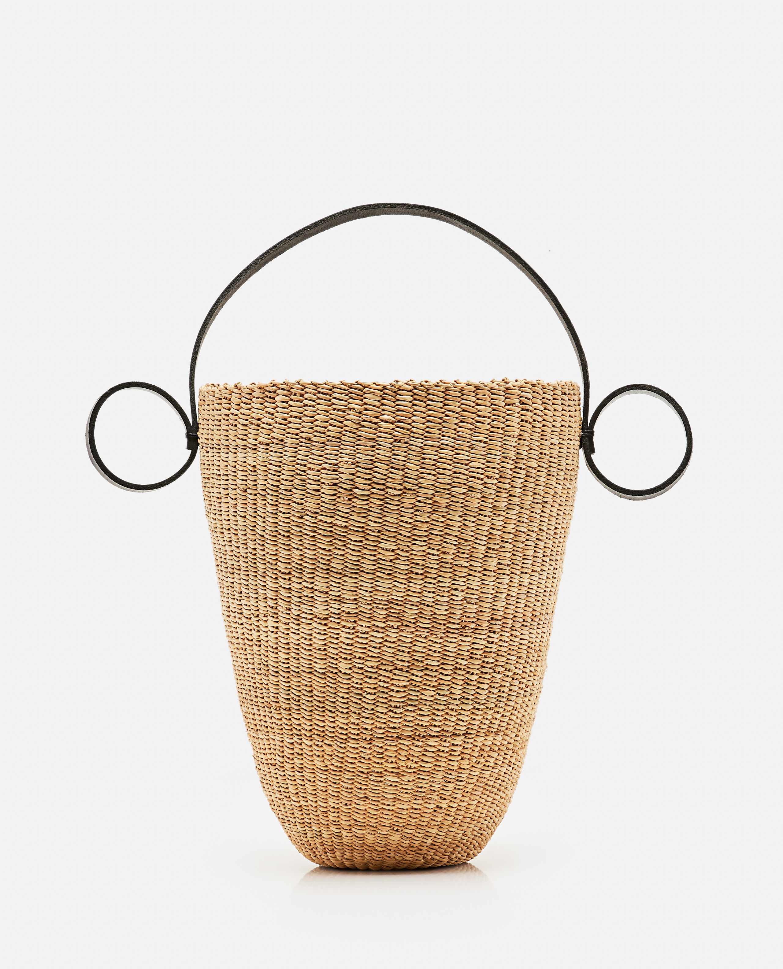 Neutral Akamae N.16 bucket bag