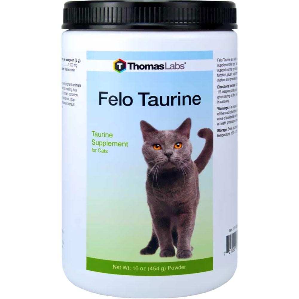 Thomas Labs Fel-O-Taurine Powder (16 oz)