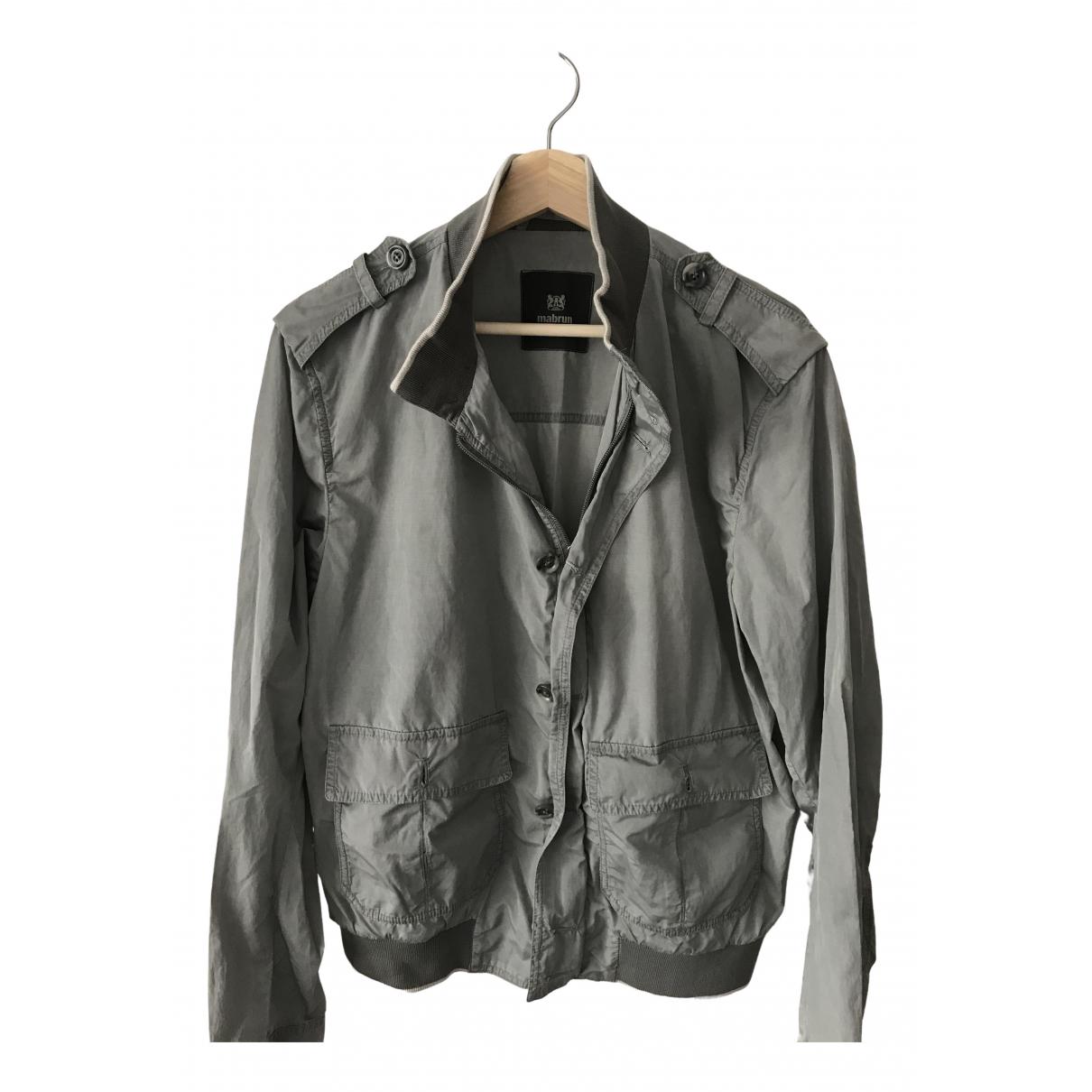 Mabrun N Grey jacket  for Men 52 IT