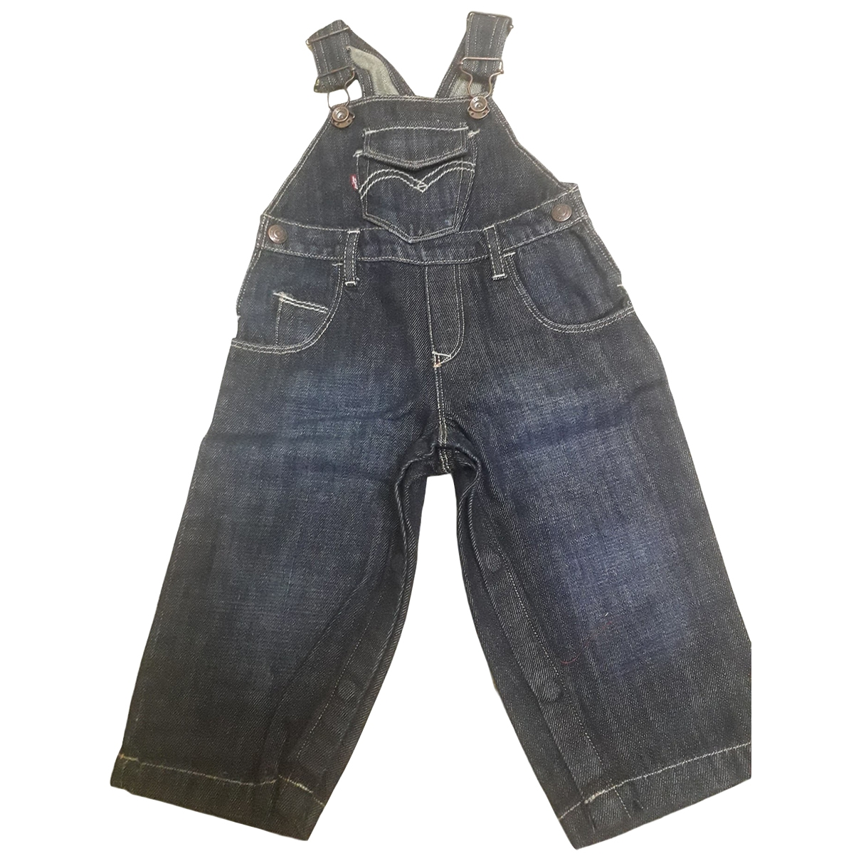 Levi's \N Blue Denim - Jeans Trousers for Kids 12 months - up to 74cm FR