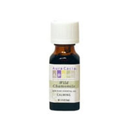 Essential Oil Chamomile (ormenis multicaulls) 0.5 Fl Oz by Aura Cacia
