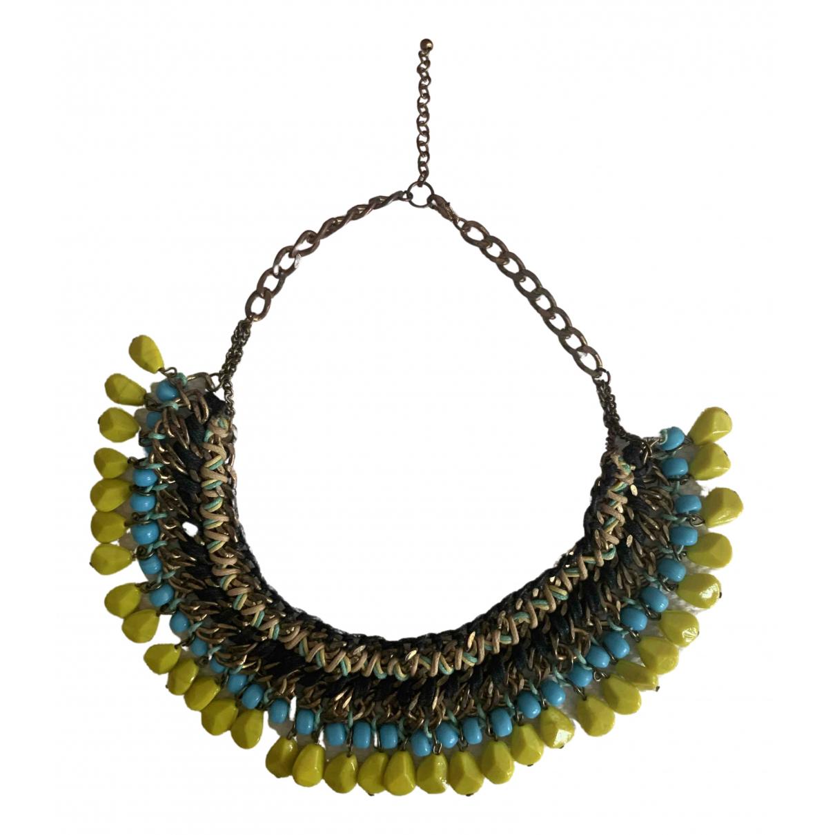 Zara - Collier   pour femme en acier - multicolore