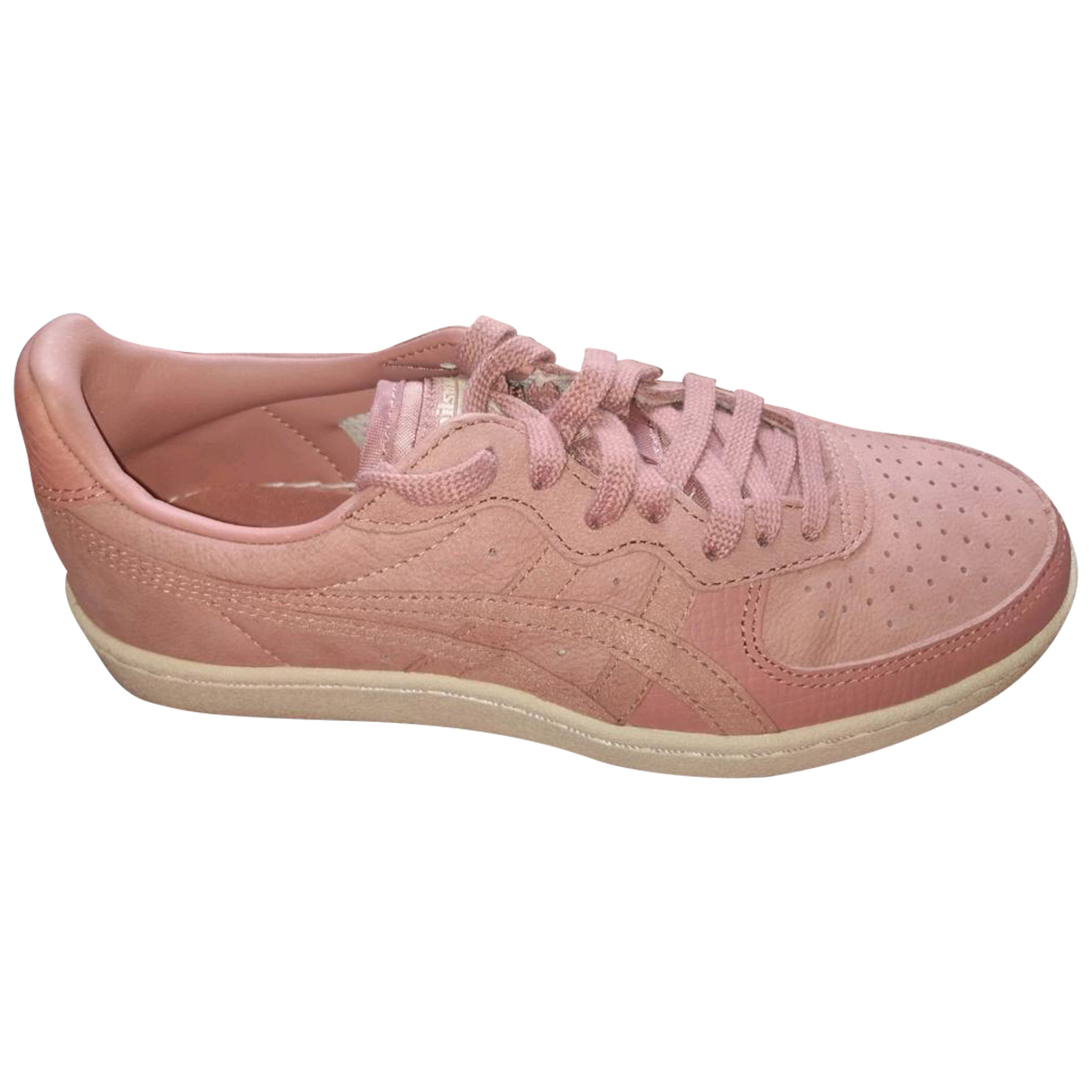 Asics \N Sneakers in  Rosa Fell