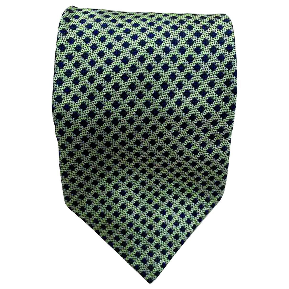 Corbata de Seda Moschino