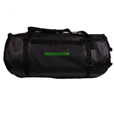 Rockagator Mammoth Series 90L Waterproof Duffle Bag (Black) - MMTH90BK