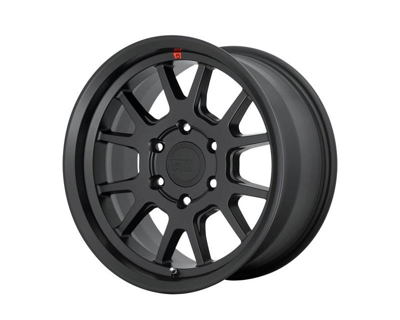 Motegi MT6 Wheel 17x8.5 5X5 18mm Satin Black