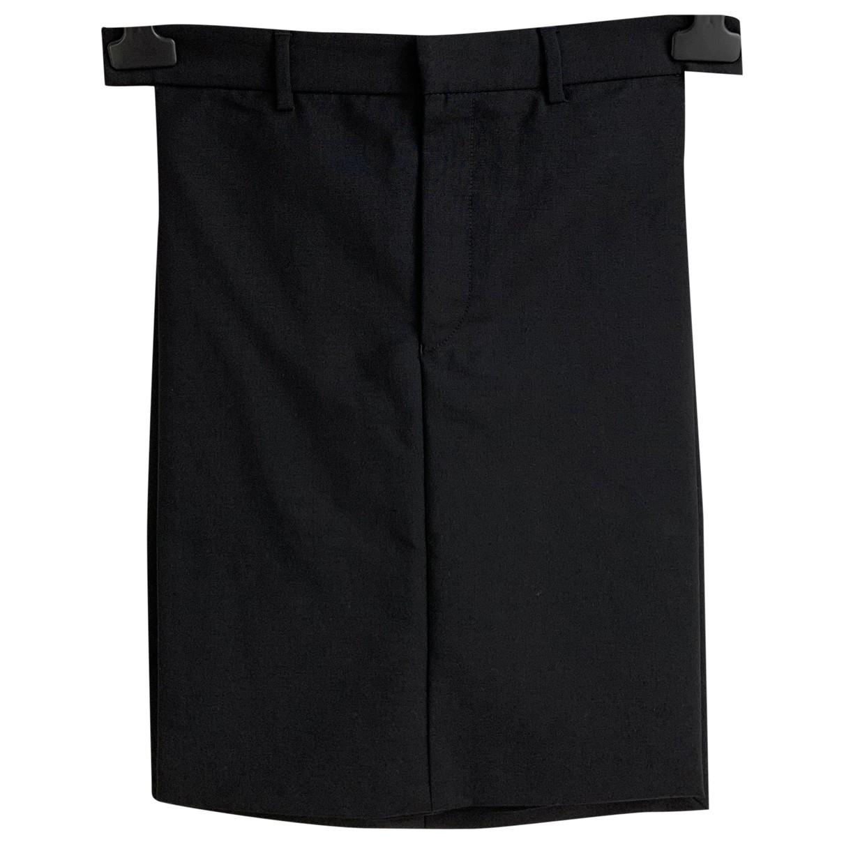 Givenchy \N Shorts in  Schwarz Baumwolle