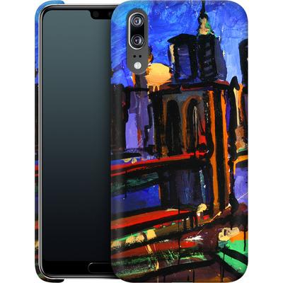 Huawei P20 Smartphone Huelle - Alive At Night von Tom Christopher