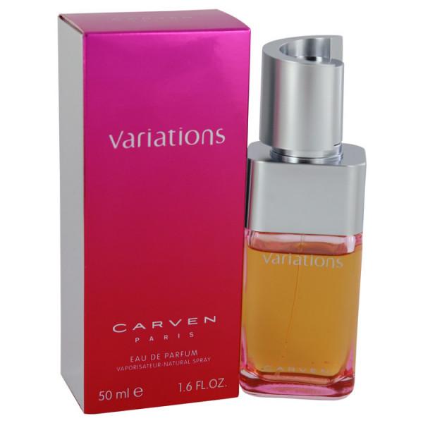Variations - Carven Eau de parfum 50 ml