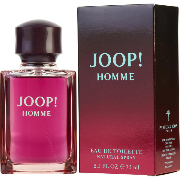 Joop! - Joop! Homme : Eau de Toilette Spray 2.5 Oz / 75 ml