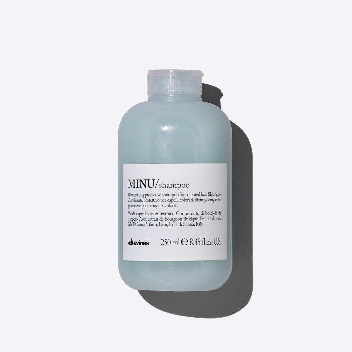 Minu Shampoo - 8.45oz