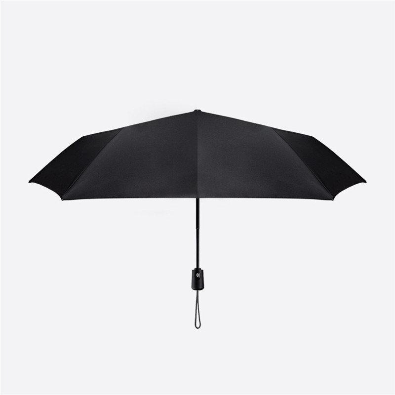 Original Xiaomi Automatic Folding Umbrella Anti-UV Big Windproof Umbrellas Wind Resistant Rain Gear