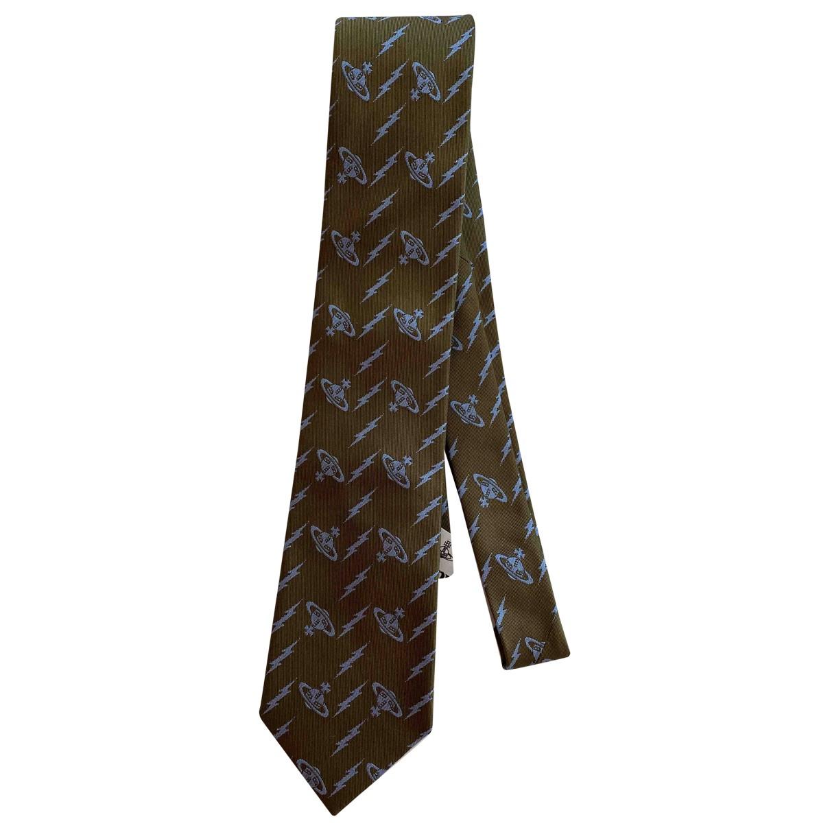 Vivienne Westwood \N Krawatten in Seide