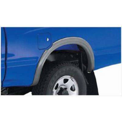 Bushwacker Toyota Tacoma PreRunner Extend-A-Fender Rear Flares (Paintable) - 31030-11