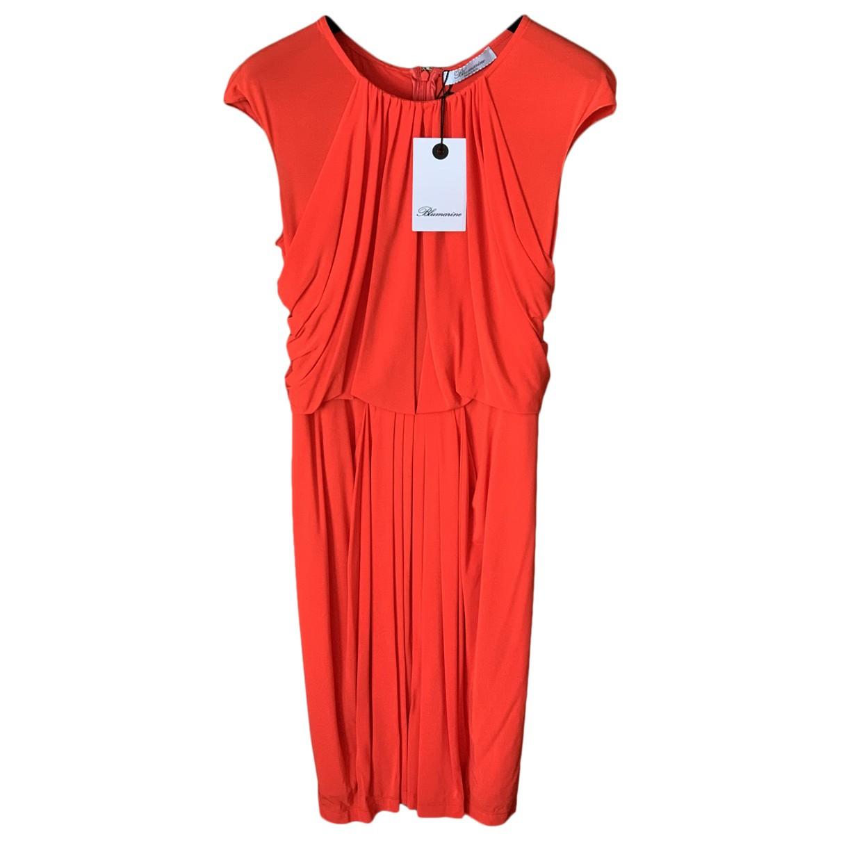 Blumarine - Robe   pour femme - rouge