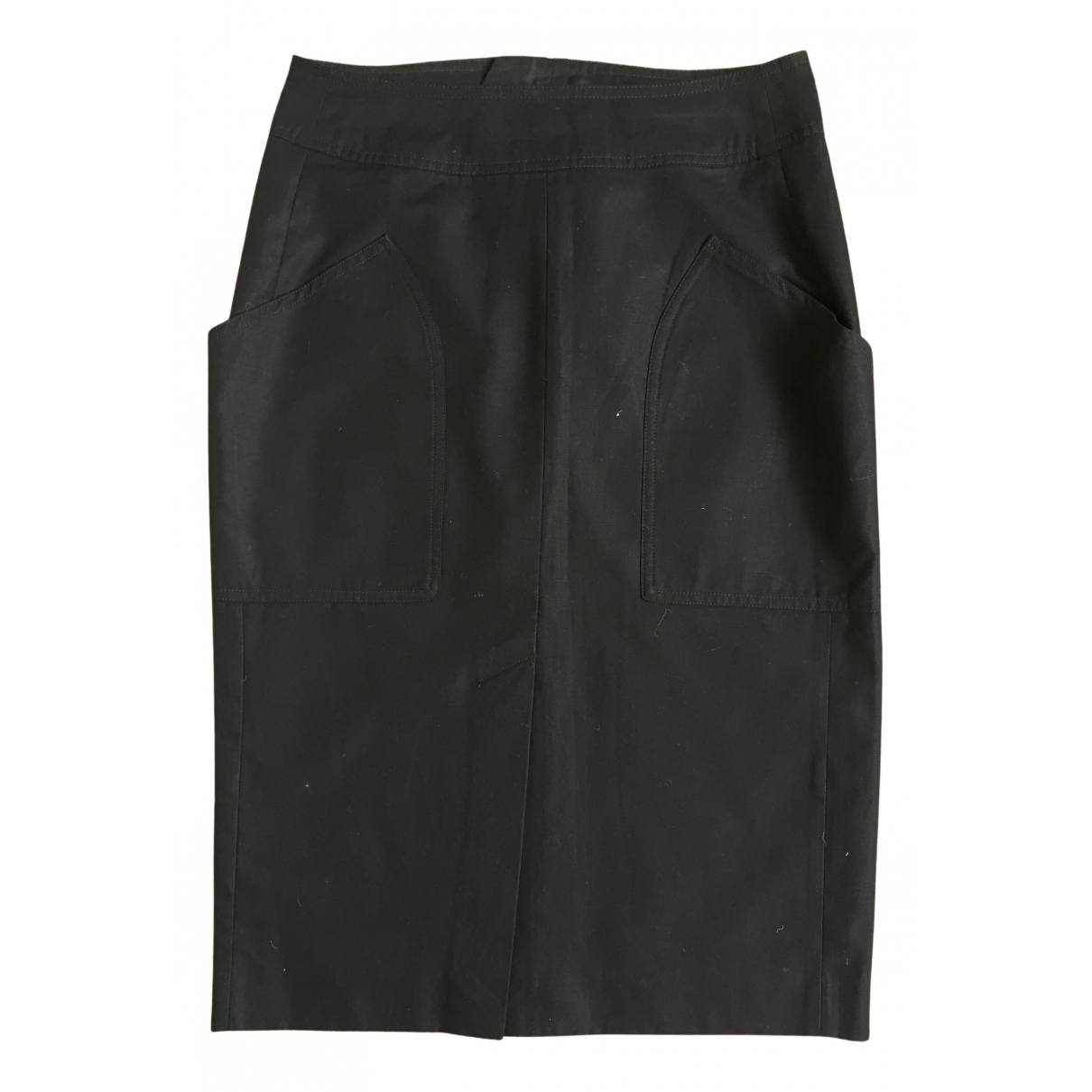 Isabel Marant - Jupe   pour femme en coton - elasthane - noir