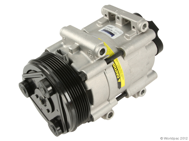 Metrix W0133-1914347 A/C Compressor Ford Mustang 1994-2003 3.8L V6