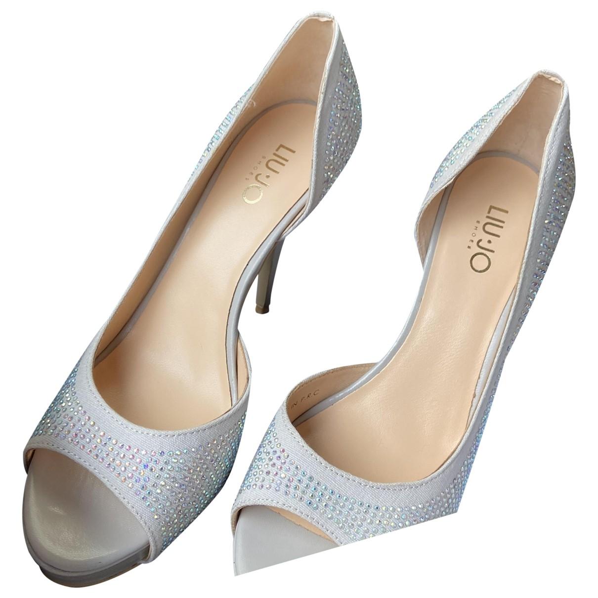 Liu.jo \N Cloth Heels for Women 40 EU