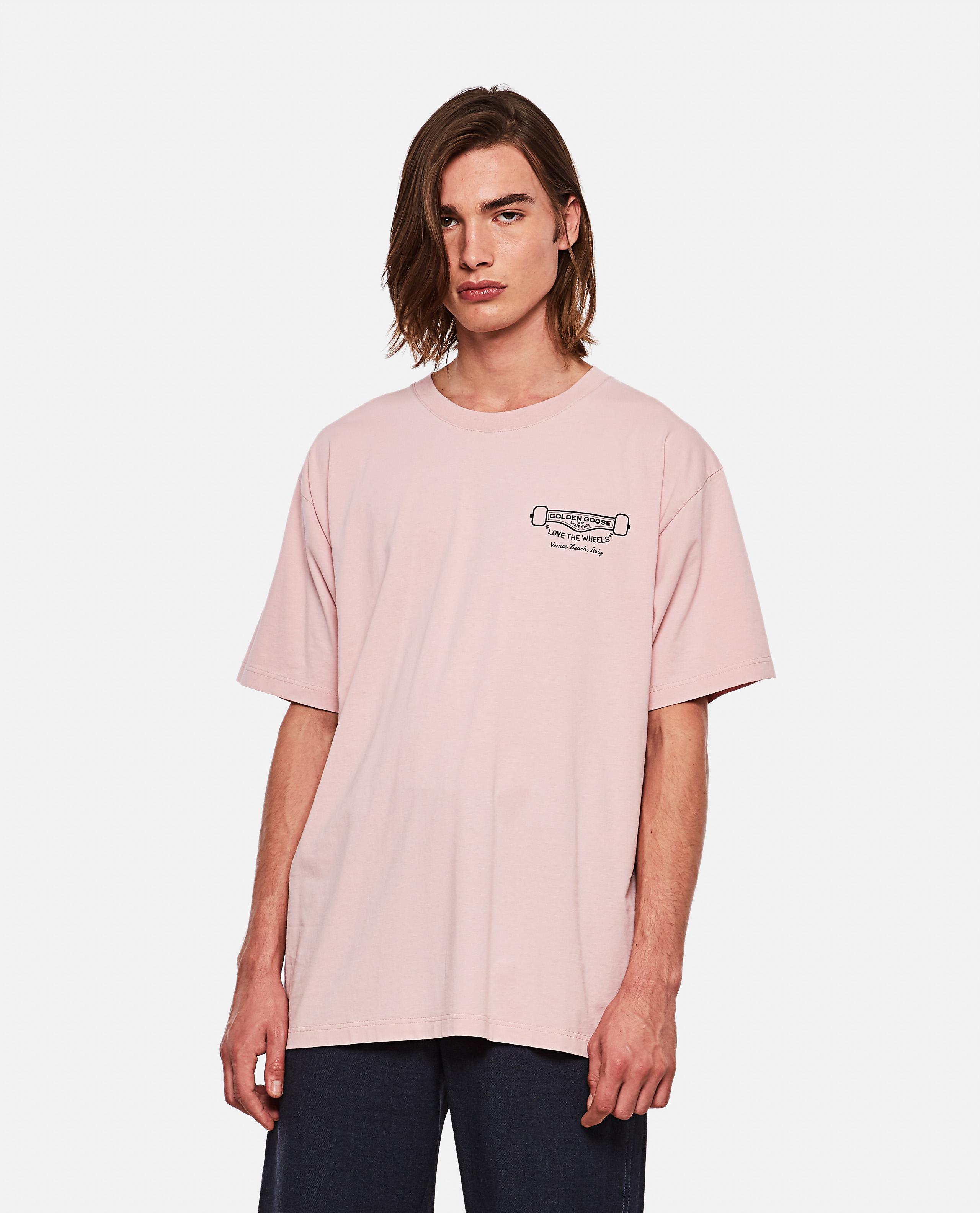 Love The Wheels printed t-shirt