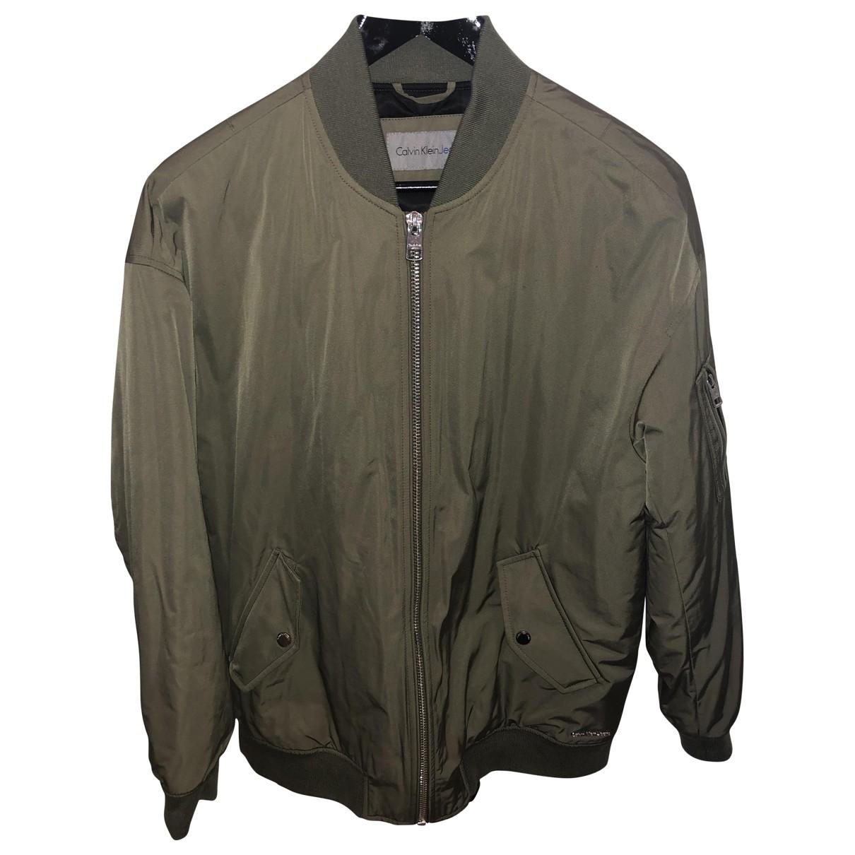 Calvin Klein \N Khaki jacket for Women M International