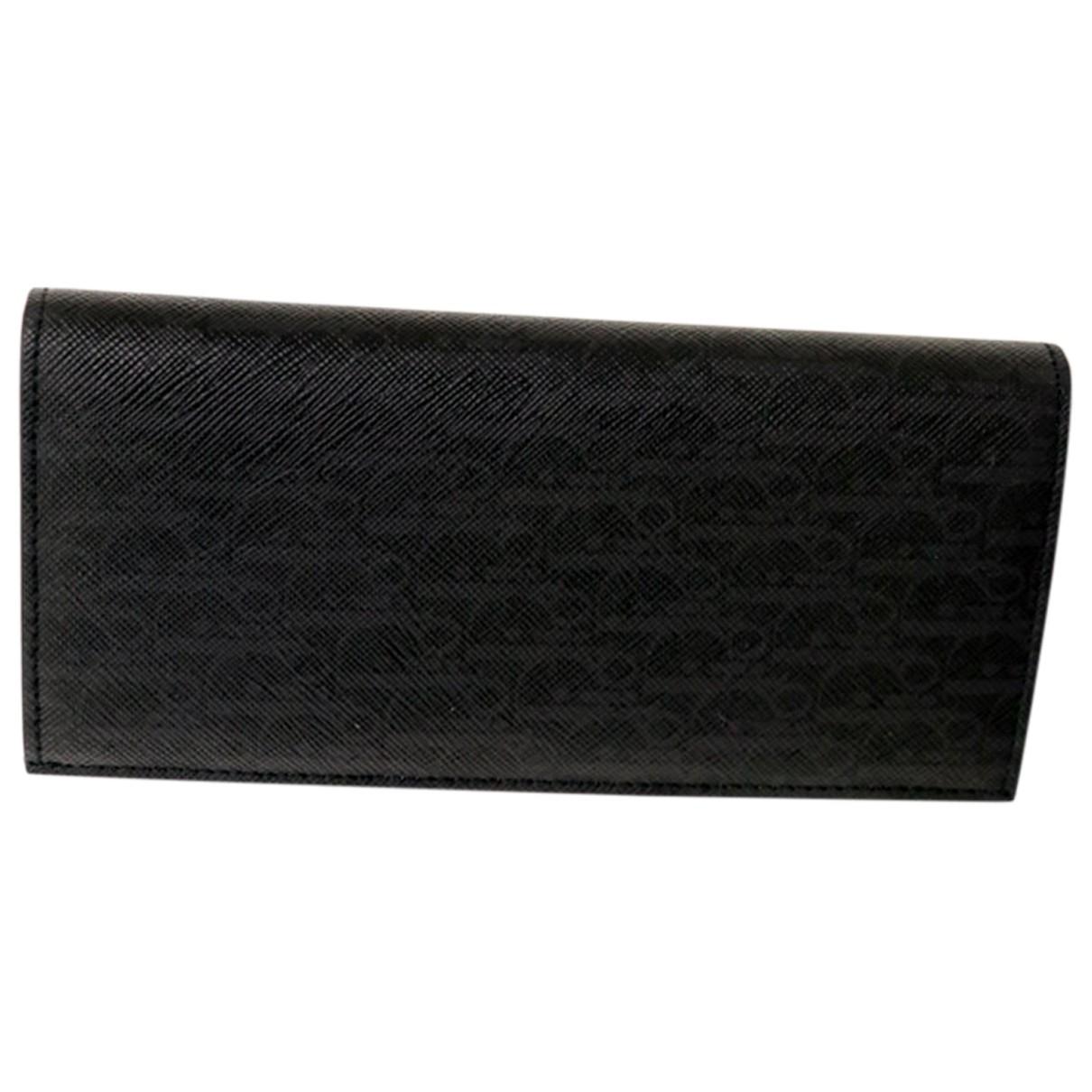 Christian Dior - Portefeuille   pour femme en cuir