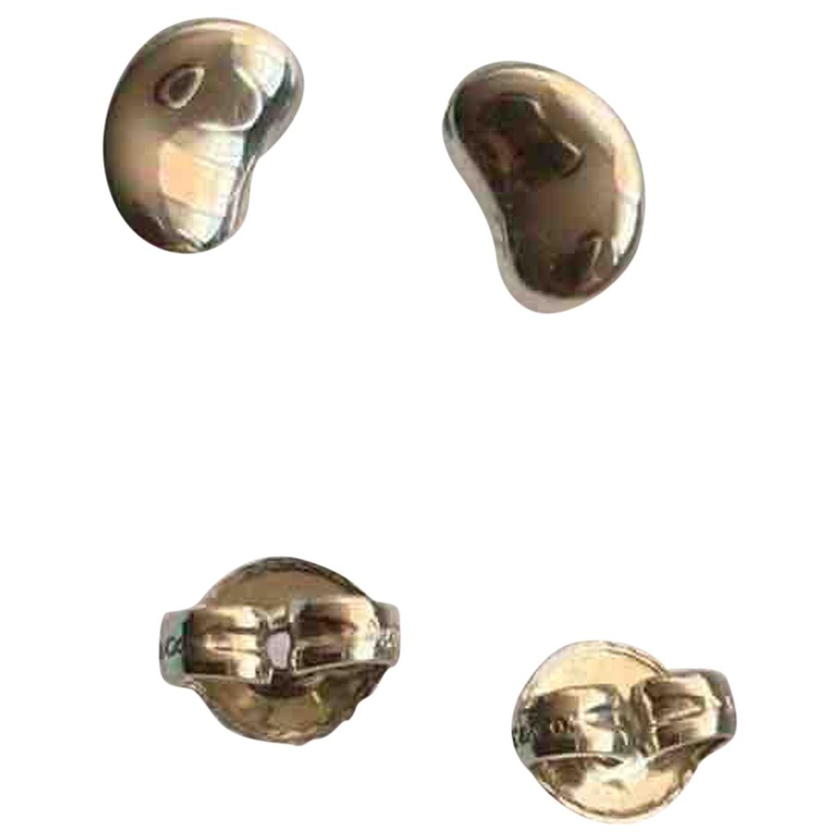 Tiffany & Co Elsa Peretti  Silver Silver Earrings for Women N