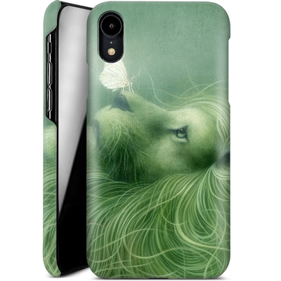 Apple iPhone XR Smartphone Huelle - In the Calm of the Pale Moonlight von Dan May