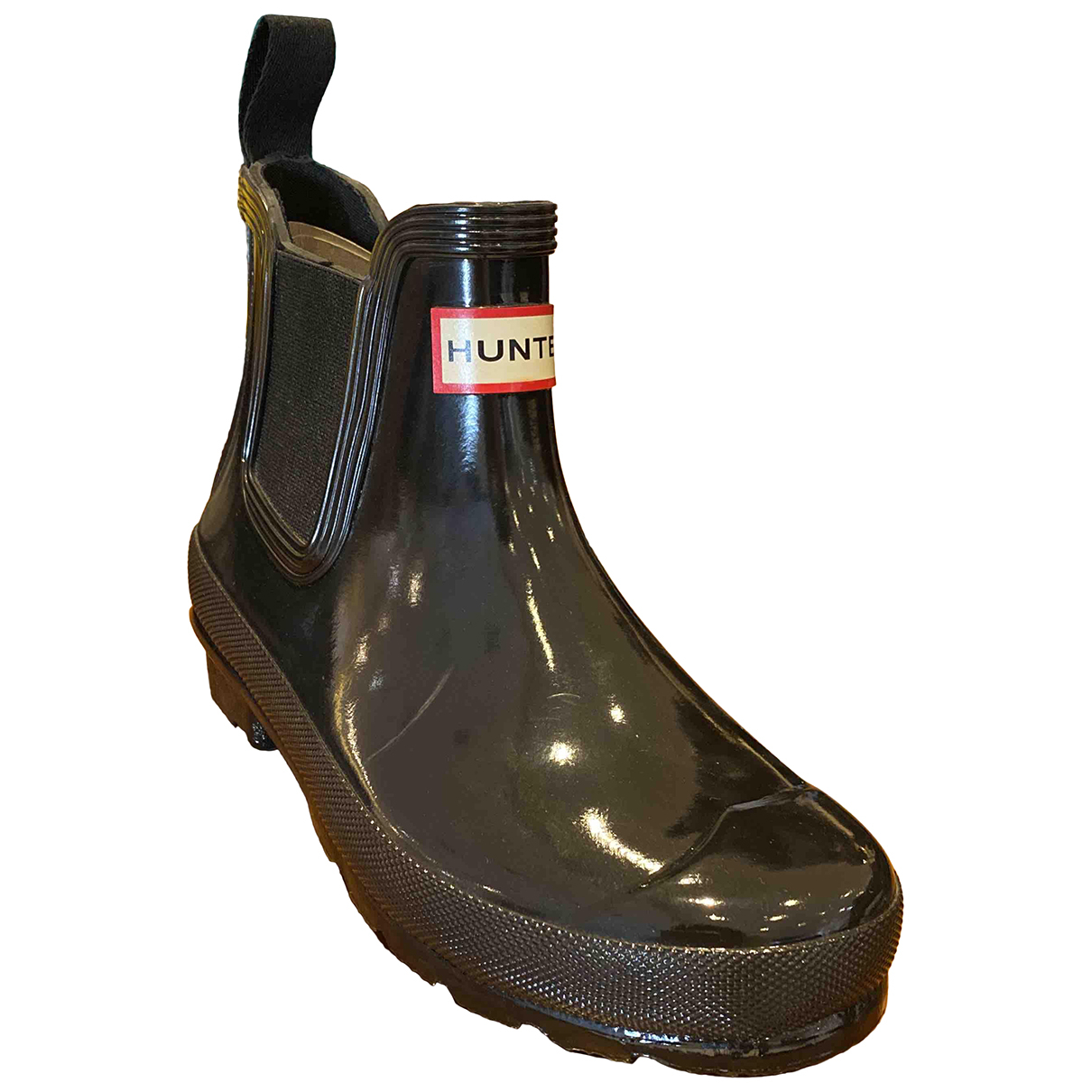 Hunter N Black Ankle boots for Women 38 IT