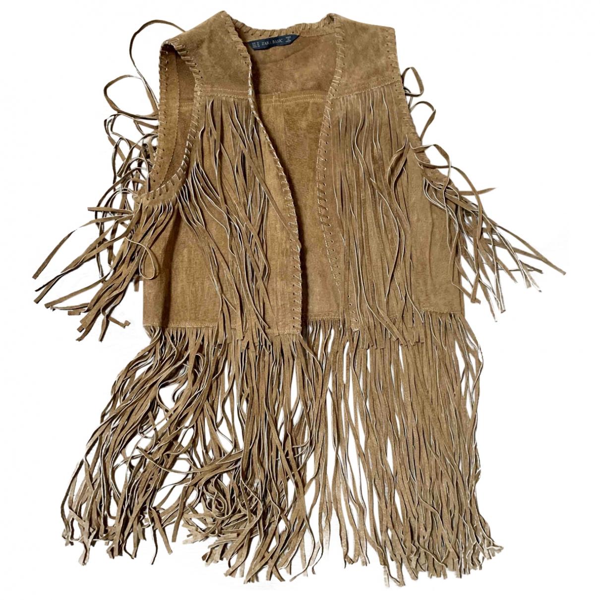 Zara \N Beige Knitwear for Women M International