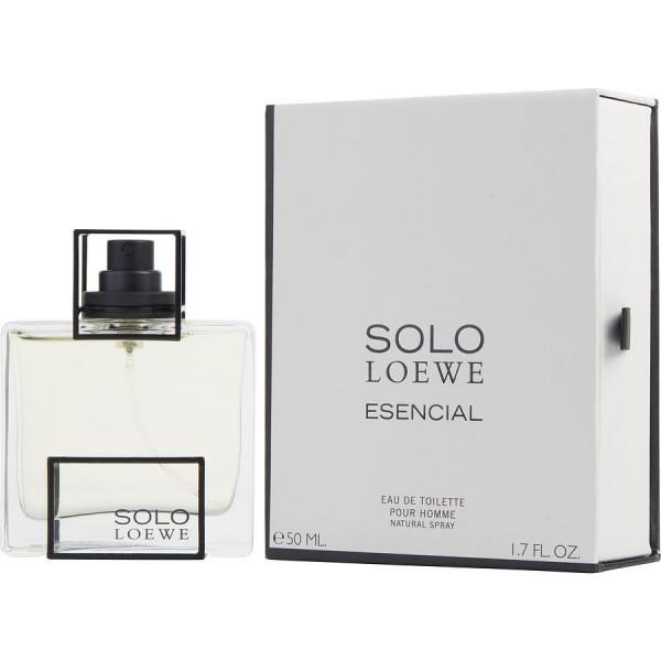 Solo Loewe Esencial - Loewe Eau de Toilette Spray 50 ML