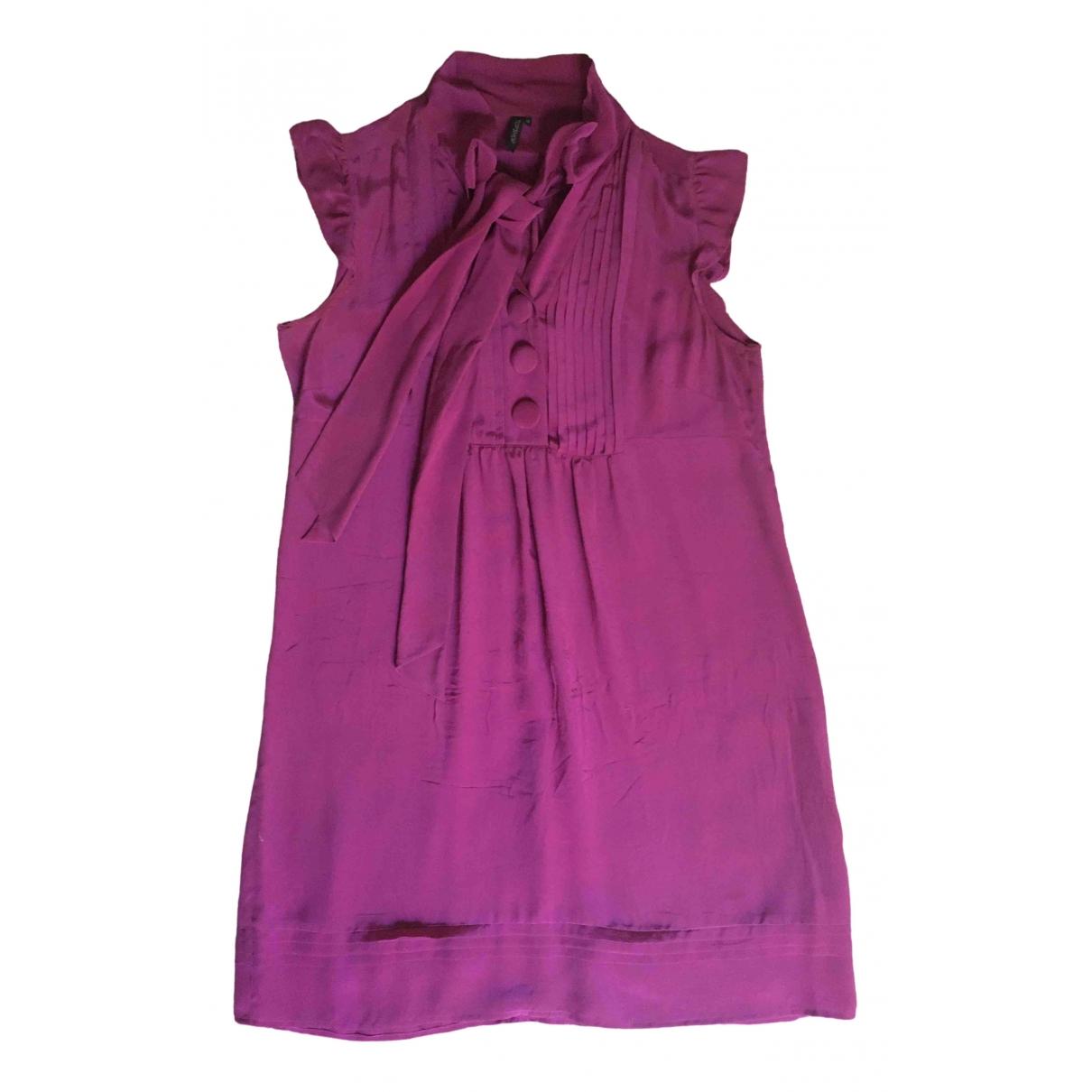 Tophop \N Kleid in Seide