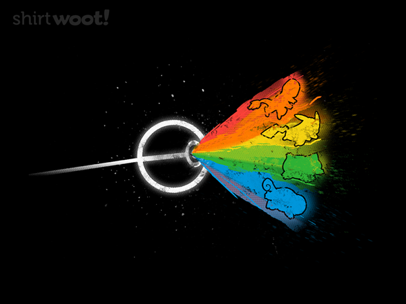 Dark Side Of The Mon T Shirt