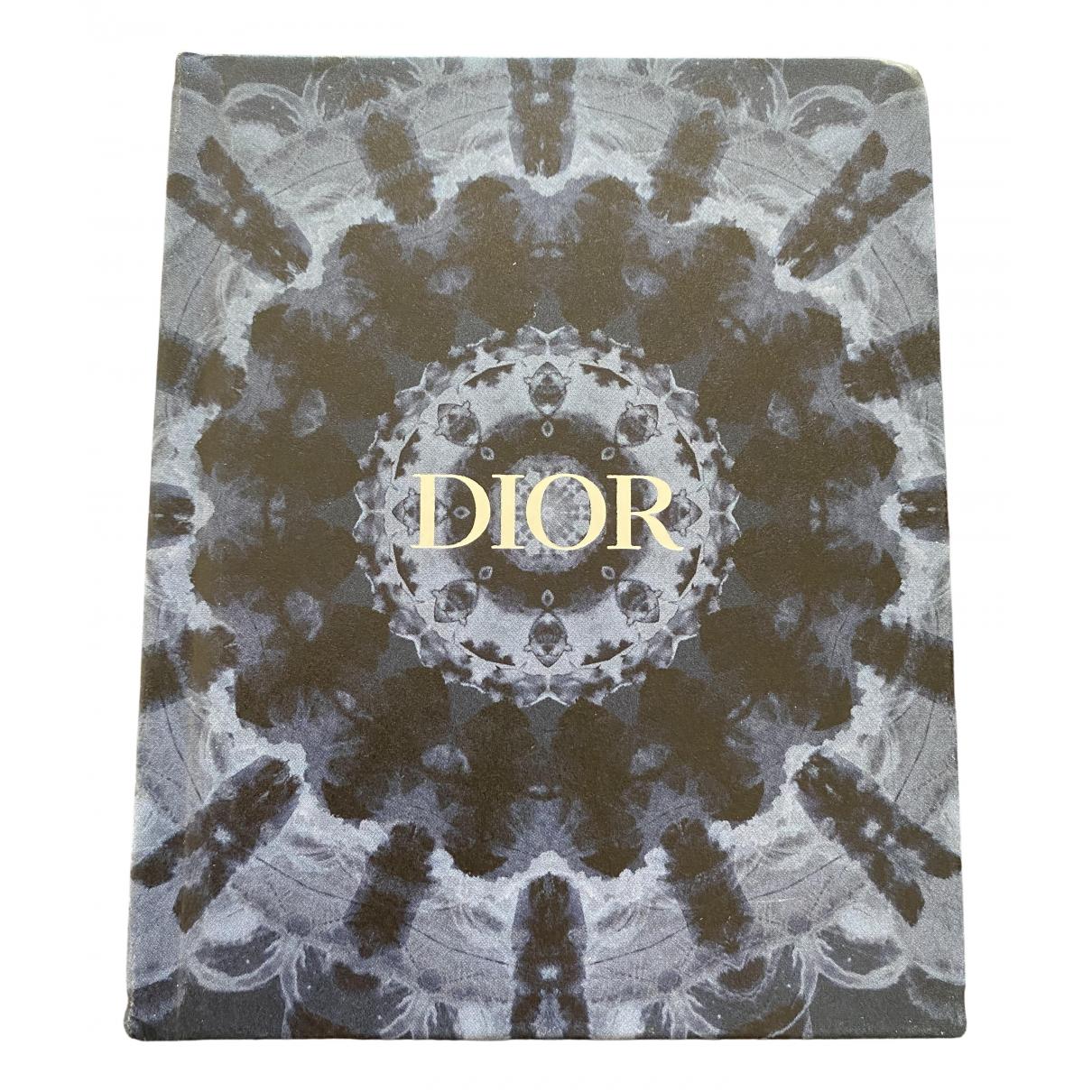 Dior - Objets & Deco   pour lifestyle en coton - bleu
