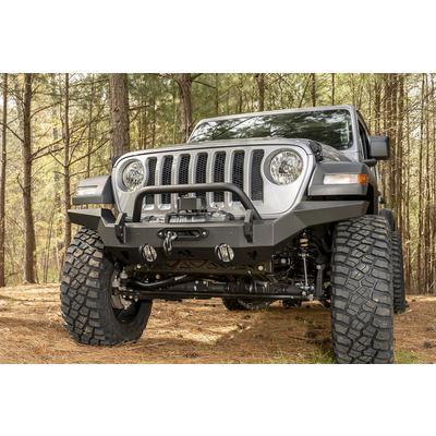 Rugged Ridge HD Full Width Front Bumper - 11540.31