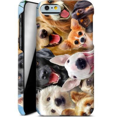Apple iPhone 6 Smartphone Huelle - Dogs Selfie von Howard Robinson