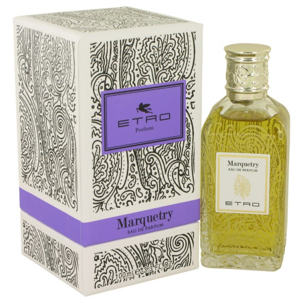 Etro Marquetry - Etro Eau de Parfum Spray 100 ml