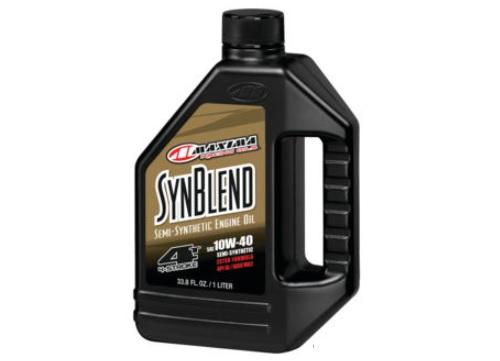 Maxima 34901B Synblend 4 Oil 10W40 1 Liter